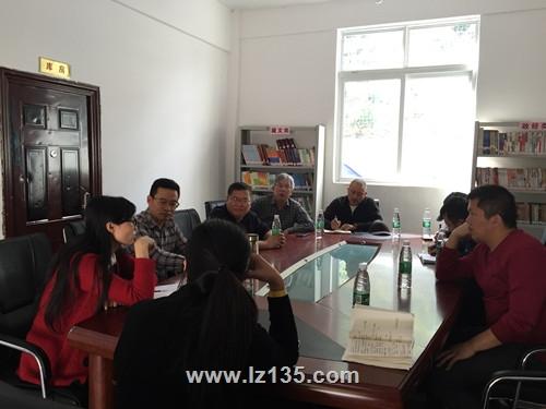 副局长王永奎一行到九龙县乃渠乡水打坝村开展脱贫攻坚督导检查