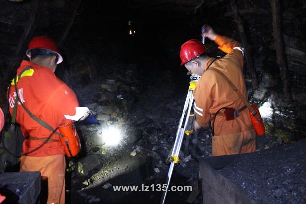 一三五队中标泸县2018年矿山实测服务项目