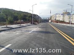 古蔺县县城第二通道道路一期工程施工