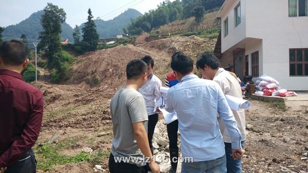古蔺县易地扶贫搬迁新村聚居点工程后期服务工作