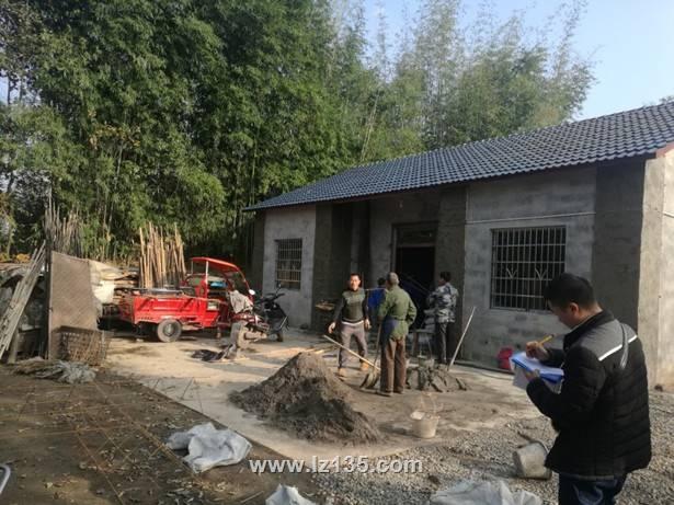 合江县2016年易地扶贫搬迁外业测绘及调查工作