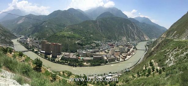 汶川县地质灾害排查