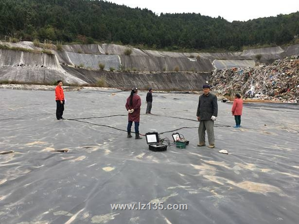 江油市生活垃圾填埋场物探岩溶勘查