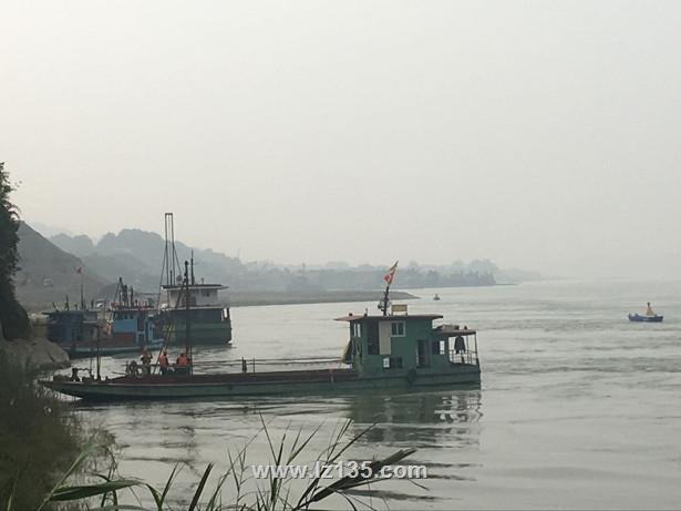 泸州港纳溪港区石龙岩作业区一期工程地质勘察