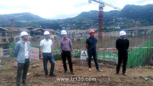 黄金坝房建项目