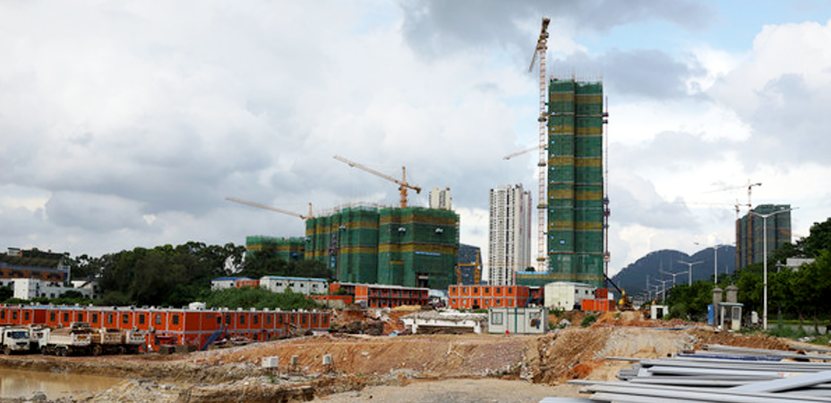 房地产开发与建筑工程施工